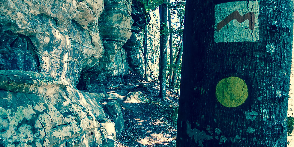 "Rando Nature : Weekend de randonnée en ""Petite Suisse Luxembourgeoise"""
