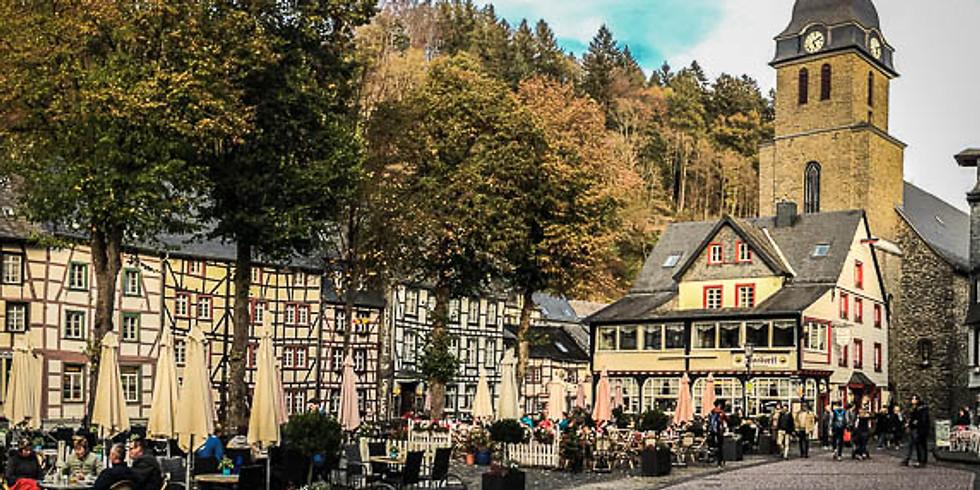 Rando Nature : Vallée de la Rur et marché de Noël de Monschau