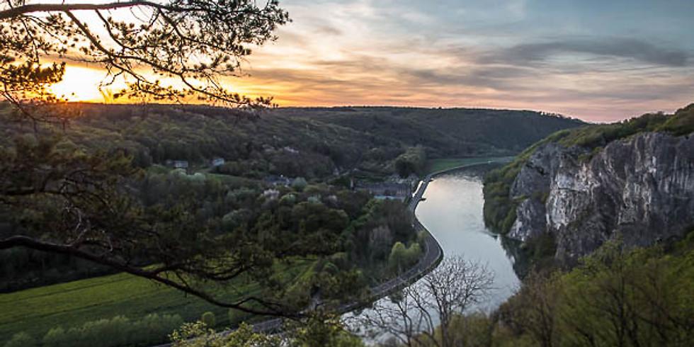 RANDO NATURE : Meuse et rocher de Freyr