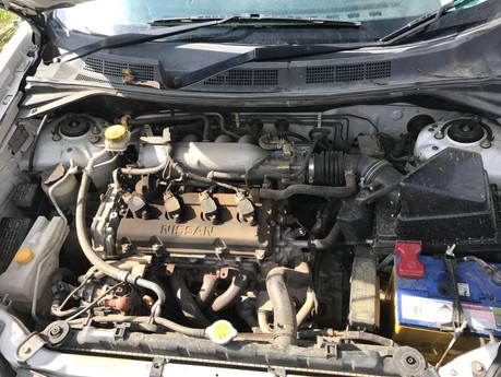 Engine Bay Detailing