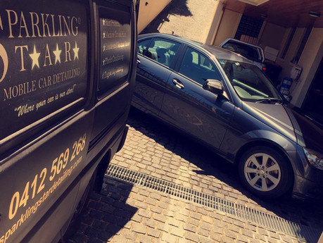 Detailing specialists come to you! For your convenience!