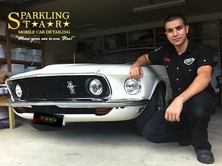 Shadi Darwich - Sparkling Star Mobile Car Detailing