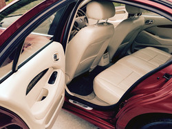 Leather Protection at Sparkling Star Detailing
