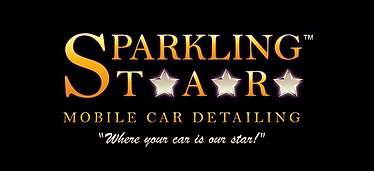 Sparkling Star Mobile Car Detailing Logo