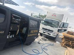 Interior Truck Detailing Service AUS