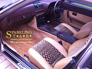 Interior Package Detailing