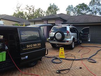 Mobile Car Detailing Service by Sparkling Star Mobile Car Detailing in Brisbane