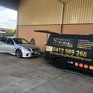 Complete Package on Holden Commodore Sv6