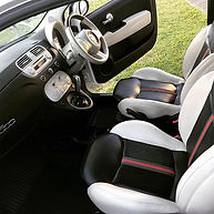 All custom Gucci Leather Interior with t
