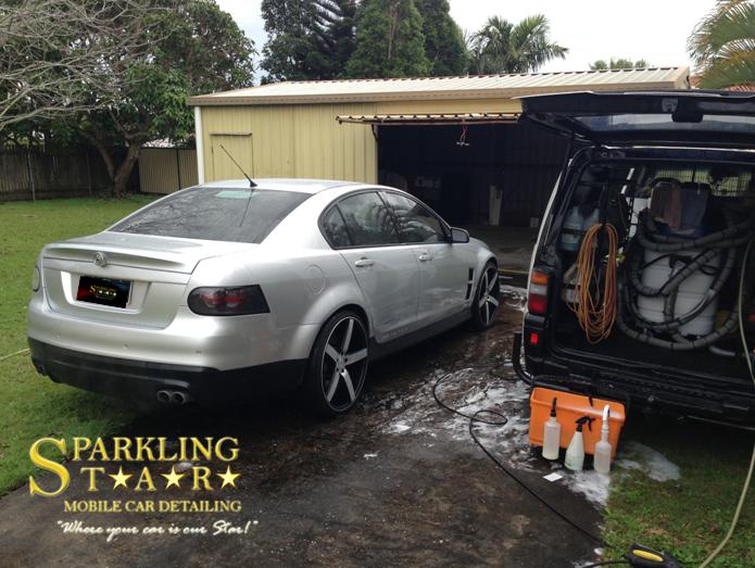 Brisbane car detailing
