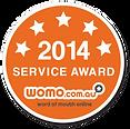2014 Service Award