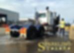 Truck Wash & Truck Detailing Service Performed by Sparkling Star Mobile Car Detailing in Brisbane