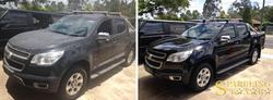 Complete (Pre-Sale) Detailing Package Performed on Holden Colorado by Sparkling Star Mobile Car Deta