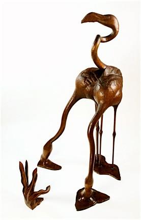 Flamingos, a Pyramidal Impression (2006)