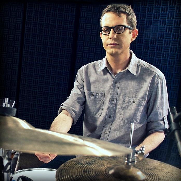 online drum recording, internet session drumer, John O'Reilly Jr.