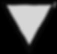 Grunge треугольник - серый