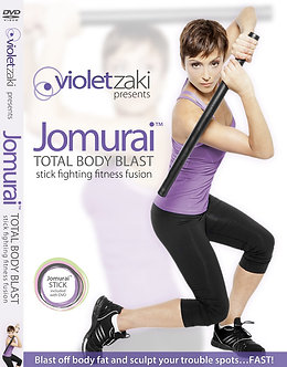 Jomurai Total Body Blast  (includes digital online access to workout & stick)