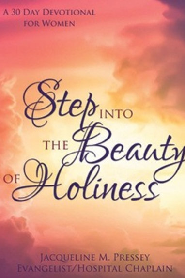 Step in the Beauty of Holiness