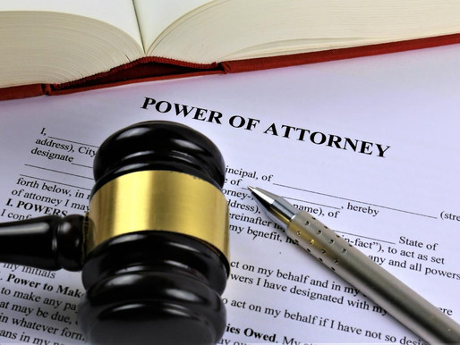 Other Estate Planning Documents In Addition To The Will