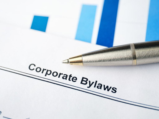 What are Bylaws?