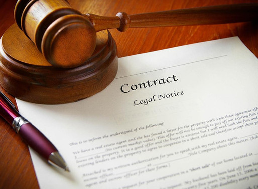 Contract tip - Assignment