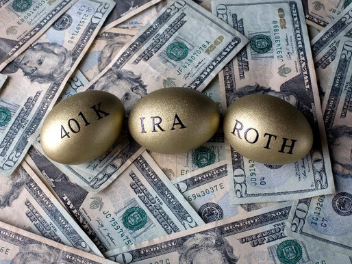 401(k) and IRA Contribution Limits for 2021 Remain Unchanged