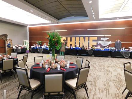Grand Hall fundraising banquet