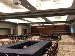 Grand Hall Business conference seating