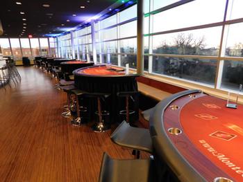 Terrace casino event