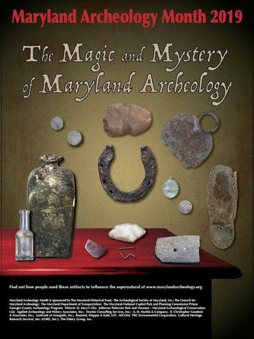The Magic and Mystery of Maryland Archeology
