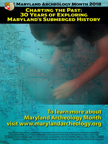 Charting The Past: 30 Years of Exploring Maryland's Submerged History