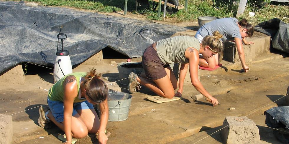 Public Archaeology 2021 At Jefferson Patterson Park and Museum