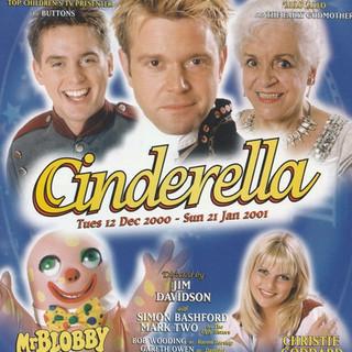 Cinderella 2000 Flyer