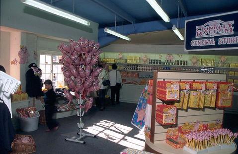Pleasurewood Hills Gift Shop