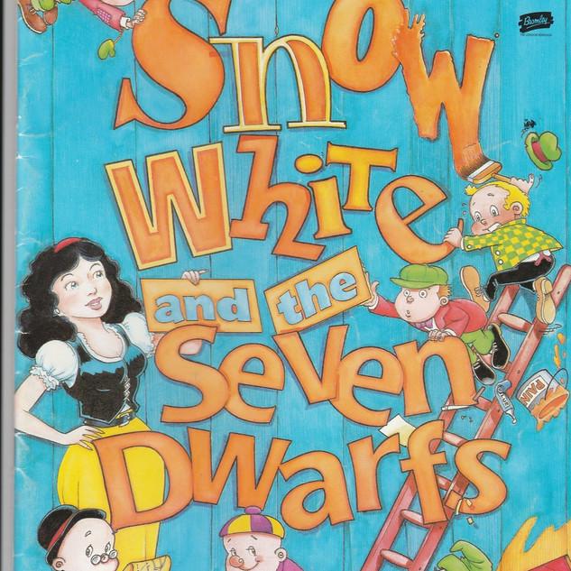 Snow White 1998 Programme