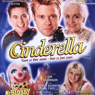 Cinderella 2000 Poster