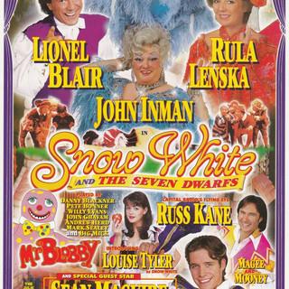 Snow White 1997 Flyer