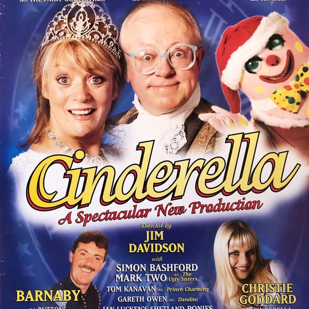 Cinderella 1999 Poster