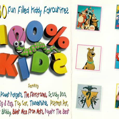 100% Kids Cassette