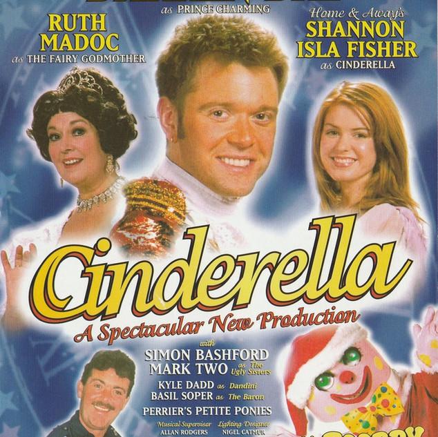 Cinderella 1998 Flyer