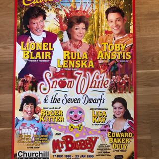 Snow White 1998 Poster