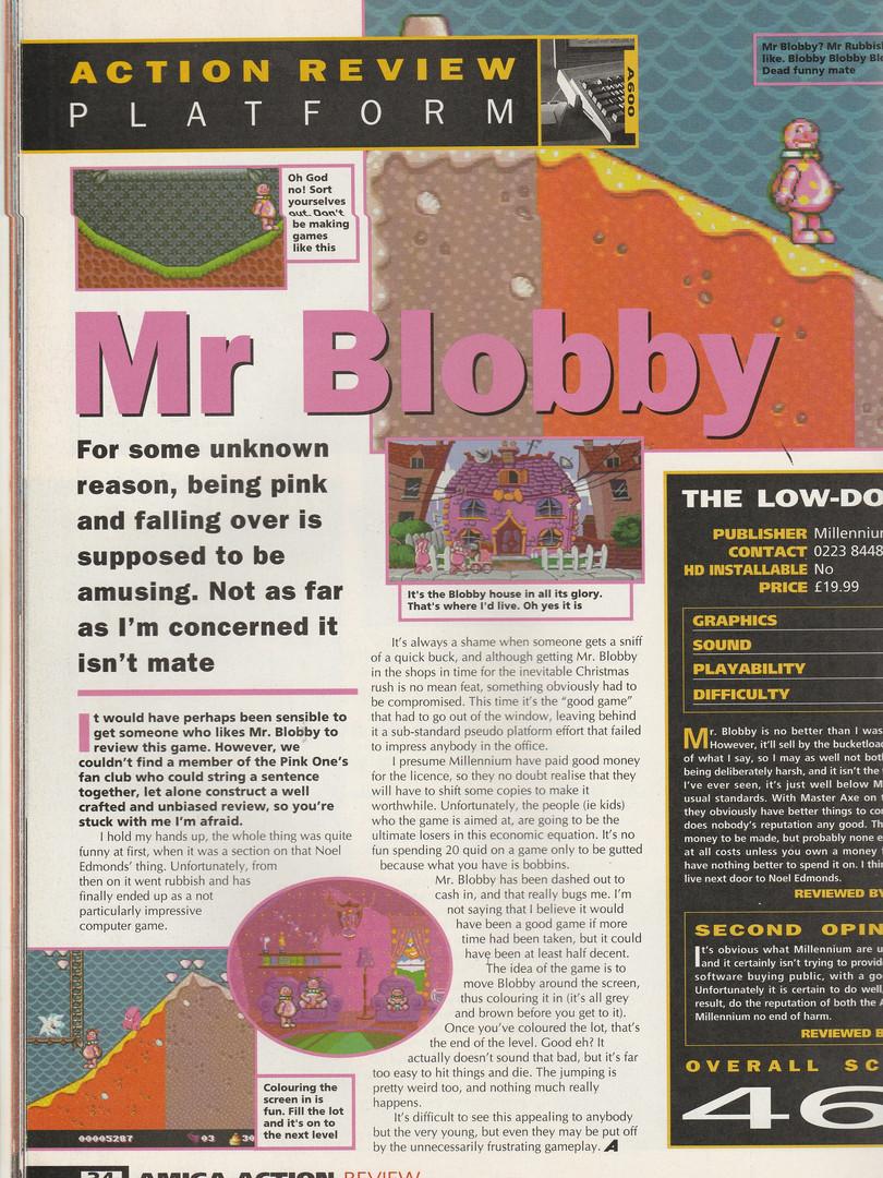 Amiga Action 65 (December 1994)