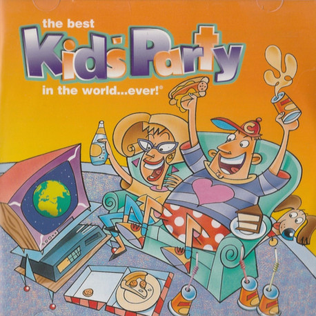The Best Kid's Party in the World...Ever!