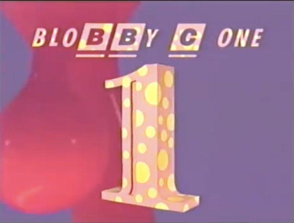 BloBBy C 1 Logotype