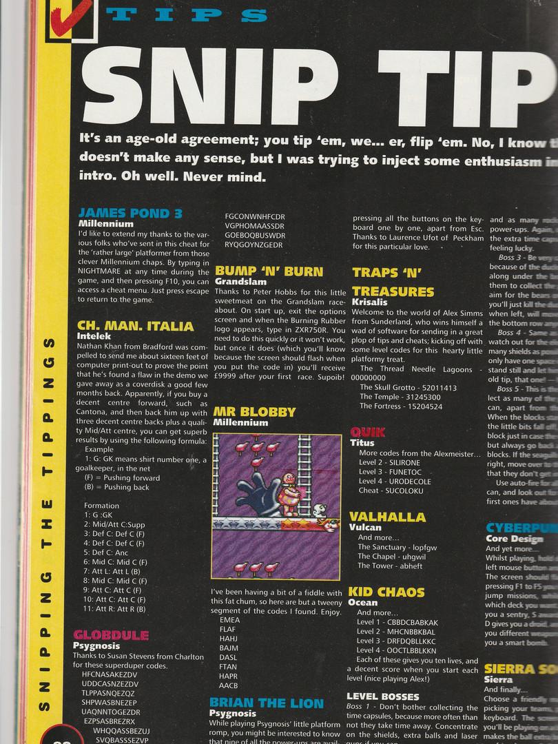 One Amiga 75 (December 1994)