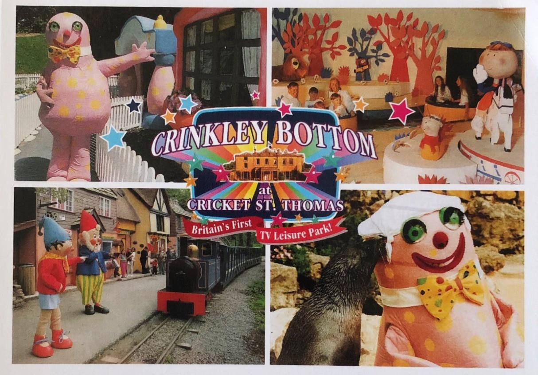 Dunblobbin Postcard