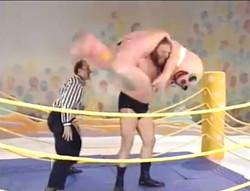A boxing palaver