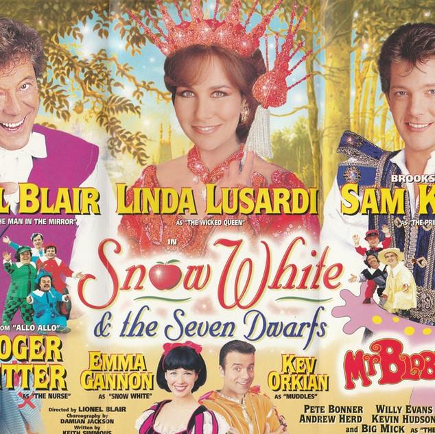 Snow White 2000 Flyer