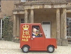 Postman Blob