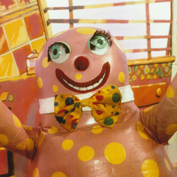 Mr Blobby 1993